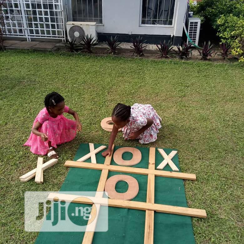 Giant X And O Game And Other Games For Kids
