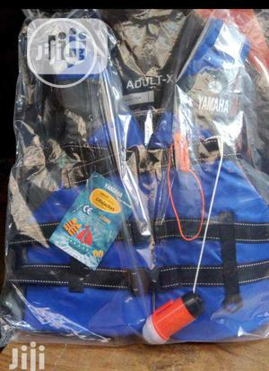 Yahama Quality Life Jacket With Emergency Touch Light. | Safetywear & Equipment for sale in Lagos State, Mushin