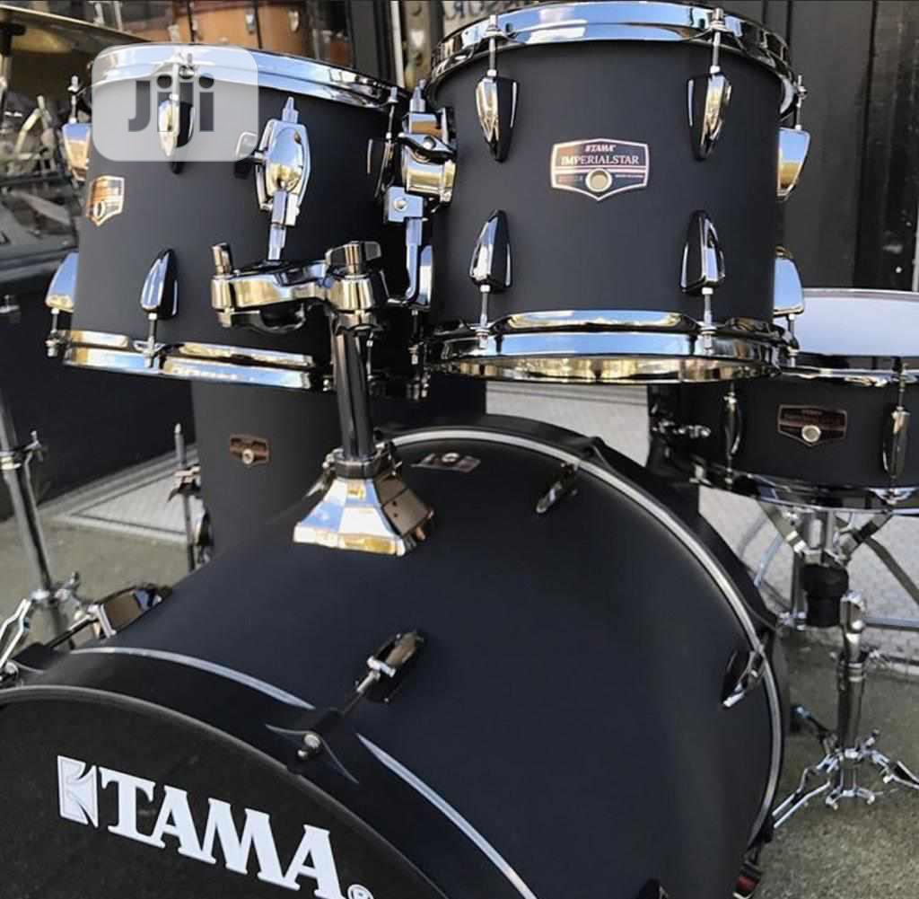Tama 5 Pcs Drumset With Big Pedal