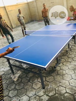 Outdoor Table Tennis Board Water Resistant | Sports Equipment for sale in Lagos State, Shomolu