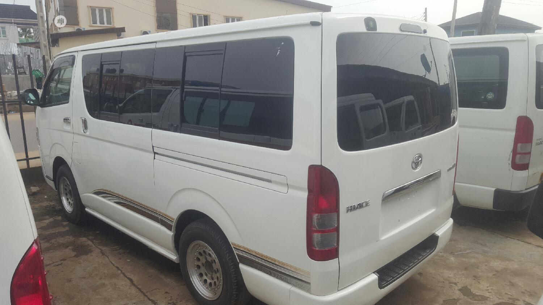 Toyota Hiace 2012 White | Buses & Microbuses for sale in Ejigbo, Lagos State, Nigeria