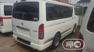 Toyota Hiace 2012 White   Buses & Microbuses for sale in Lagos State, Ejigbo