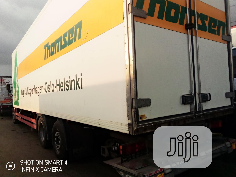 Archive: Daf 85 Cooling Van