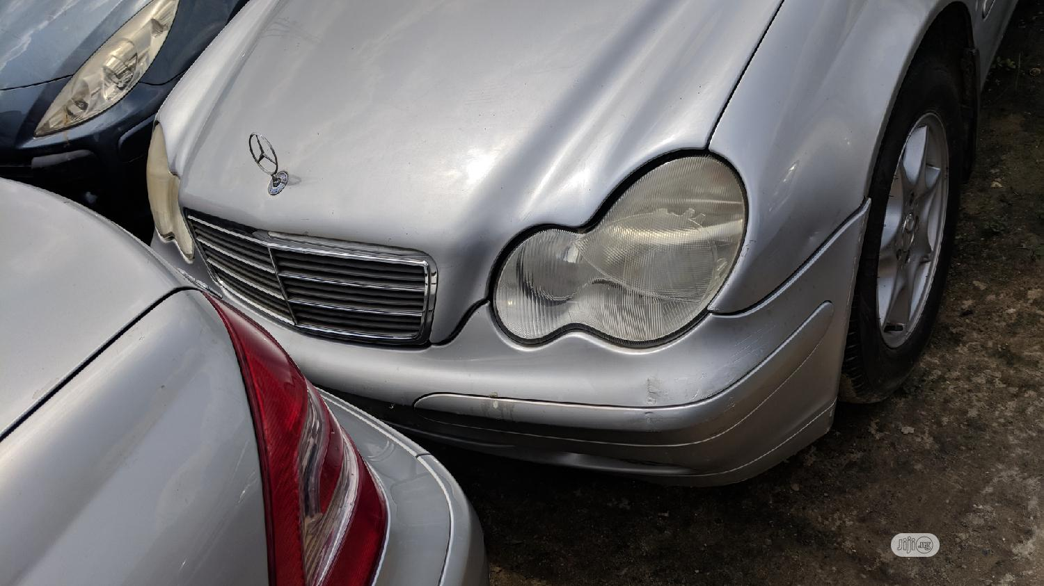 Mercedes-Benz C200 2005 | Cars for sale in Ojo, Lagos State, Nigeria
