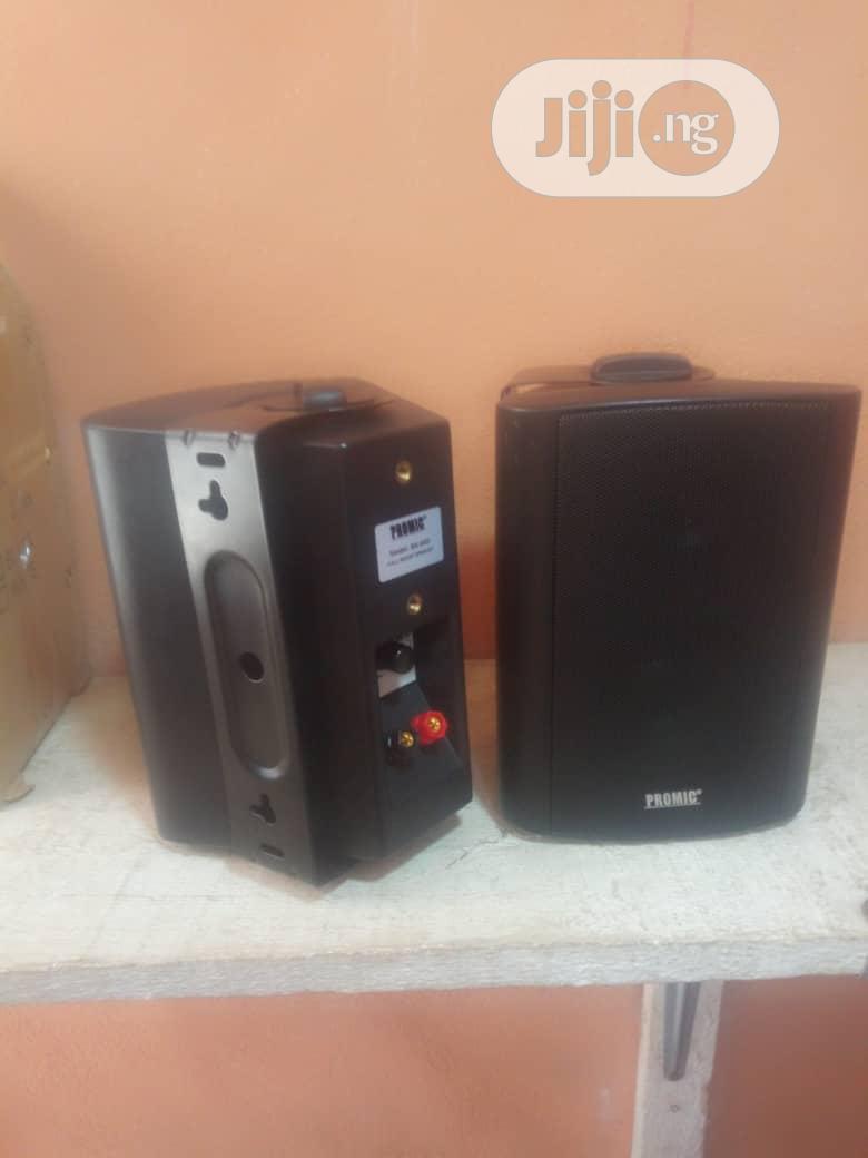 Promic Outdoor and Indoor Speaker