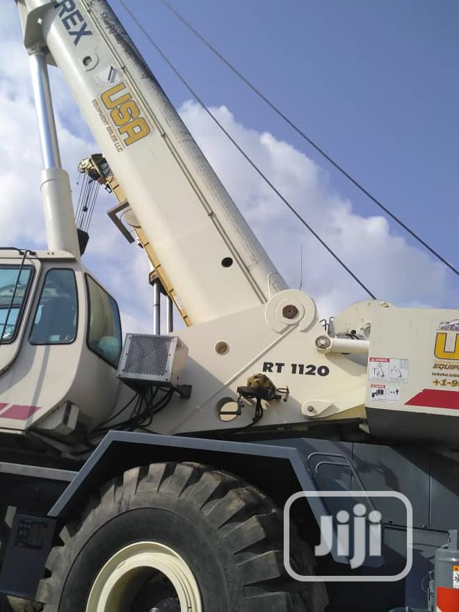 4X4 Terex Crane | Heavy Equipment for sale in Port-Harcourt, Rivers State, Nigeria