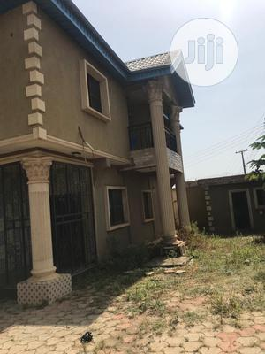 5 Bedroom Flat With A Bq Of A Room And Parlour Self Contain | Houses & Apartments For Sale for sale in Oyo State, Ibadan