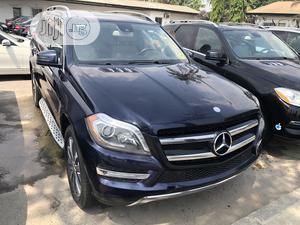 Mercedes-Benz GL Class 2013 GL 450 Blue   Cars for sale in Lagos State, Apapa