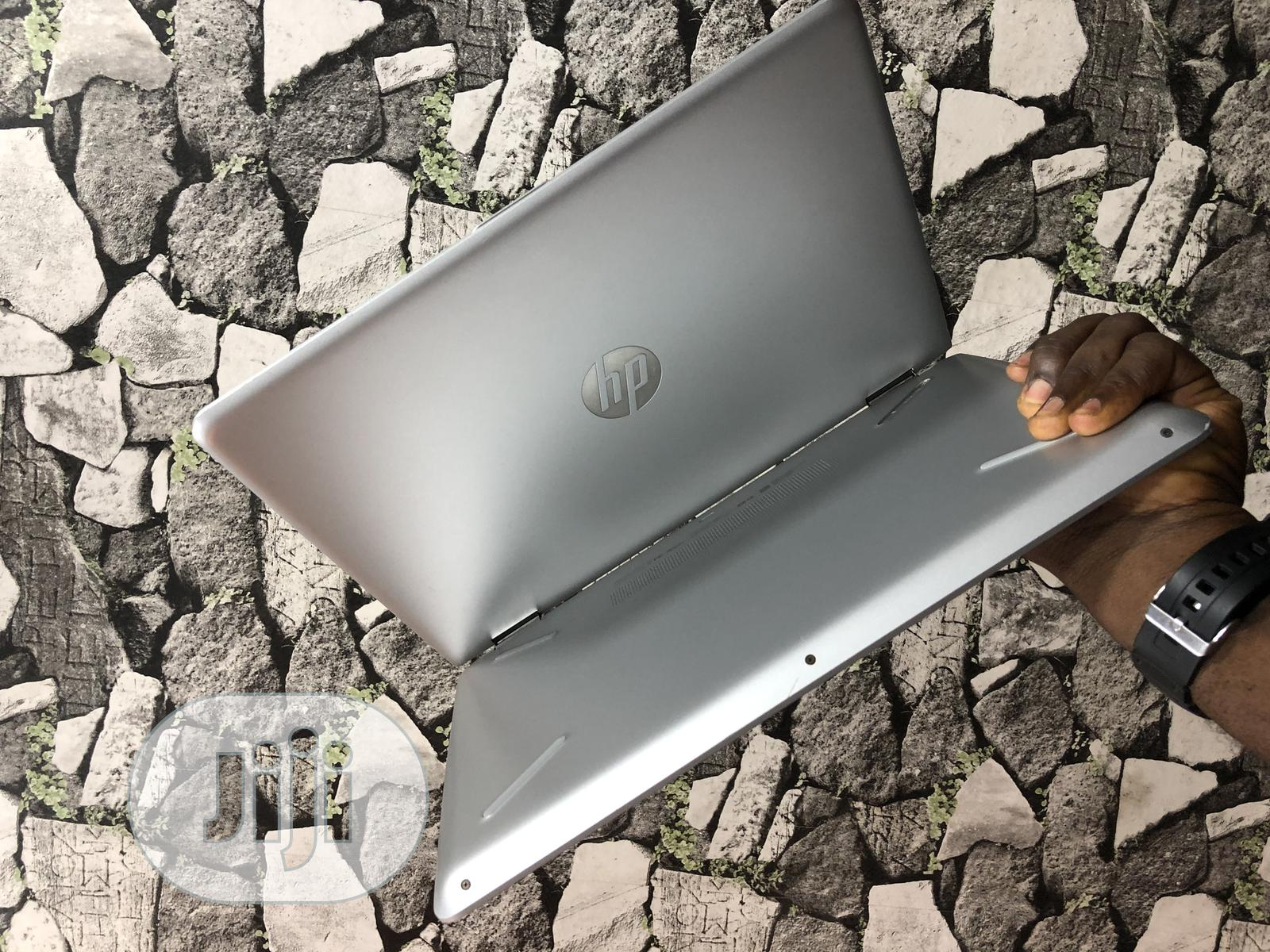 Laptop HP Pavilion X360 14t 8GB Intel Core I3 HDD 500GB   Laptops & Computers for sale in Ikeja, Lagos State, Nigeria