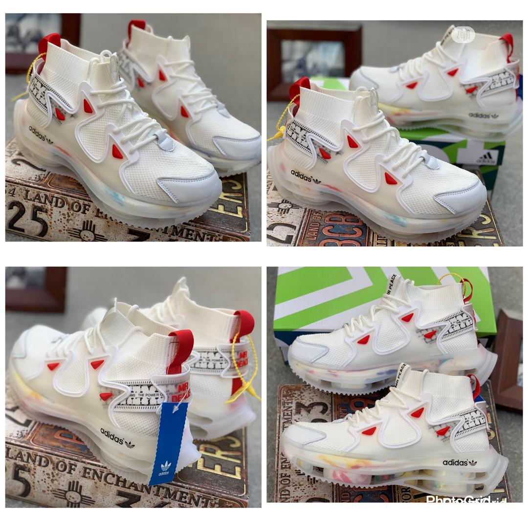 "Adidas ""Custom Design"" in Lagos Island"