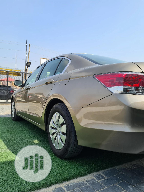 Honda Accord 2008 2.4 EX-L Automatic Gold | Cars for sale in Lekki, Lagos State, Nigeria