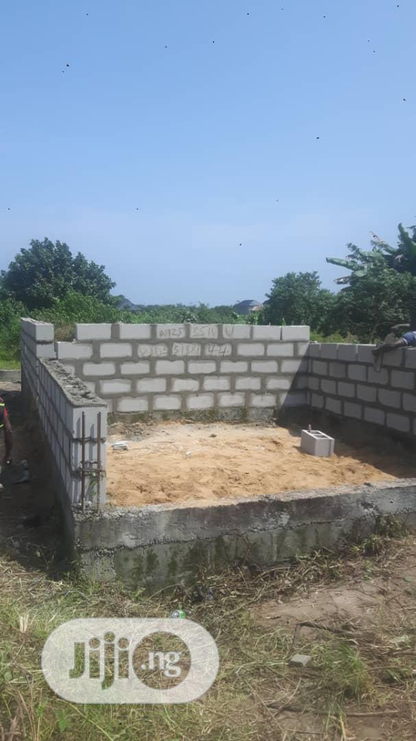 Archive: Private Plot of Land for Sale at Ibeju Lekki