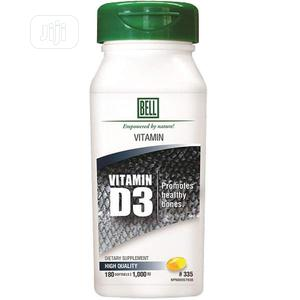 Bell Vitamin D3   Vitamins & Supplements for sale in Abuja (FCT) State, Wuse 2