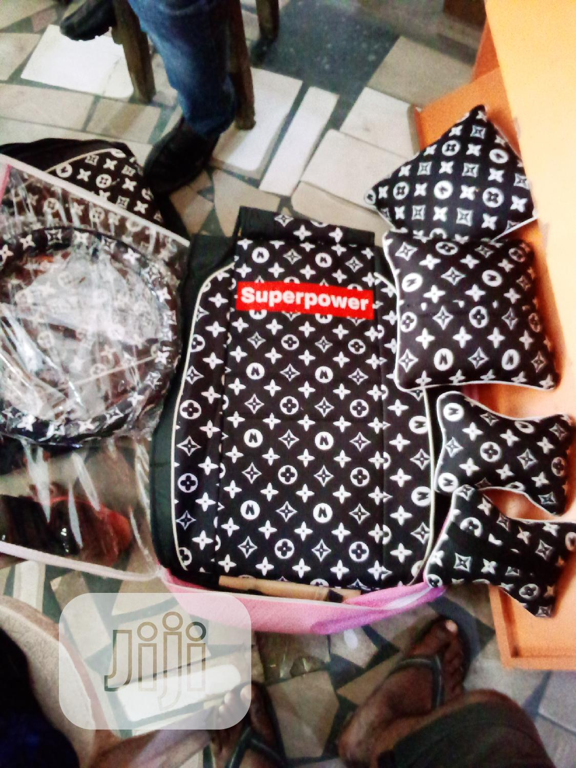 Spreme Seat Covers | Vehicle Parts & Accessories for sale in Ojo, Lagos State, Nigeria