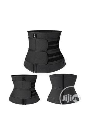 Original Neoprene Latex Power Belt Waist Trainer | Clothing Accessories for sale in Lagos State, Amuwo-Odofin