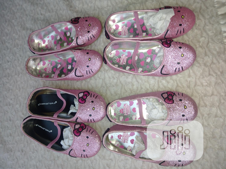 Hello Kitty Princess Shoes