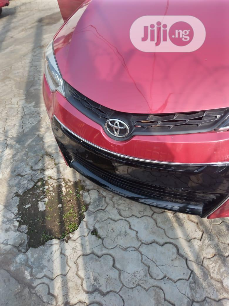 Archive: Toyota Corolla 2016 Red