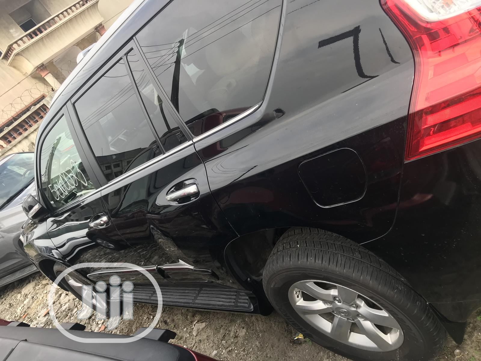 Lexus GX 2013 460 Base Black   Cars for sale in Lekki, Lagos State, Nigeria