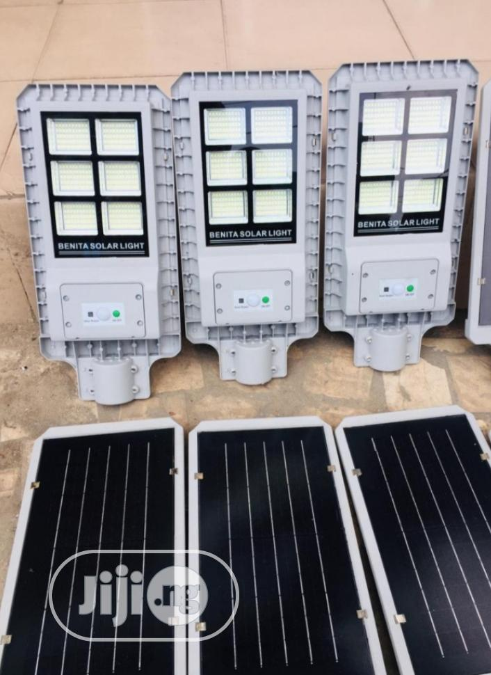 200w All in One Solar Street Lights Now In