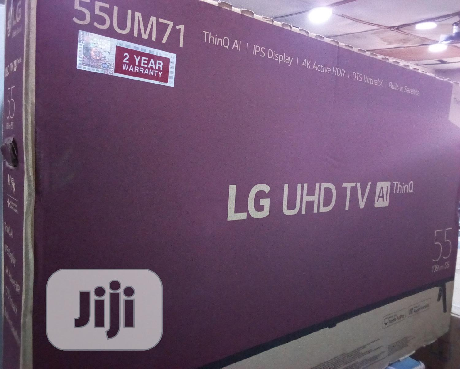LG Smart Television 55 Inches