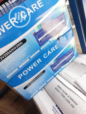 200ah Power Care Battery | Solar Energy for sale in Lagos State, Ojo