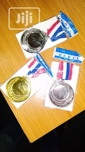 Medals For Sport( Gold,Silver Bronze)   Arts & Crafts for sale in Abuja (FCT) State, Mararaba
