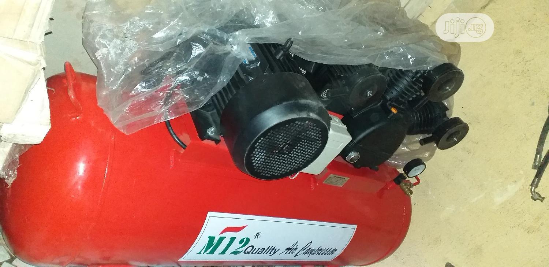 Air Compressor 500L 15hp