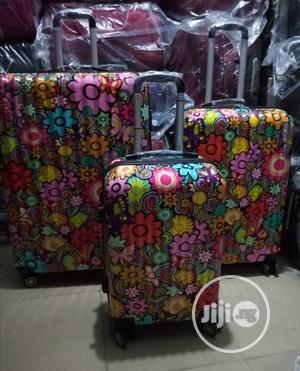 Traveling Trolley Luggage Box Set 3 | Bags for sale in Lagos State, Lagos Island (Eko)