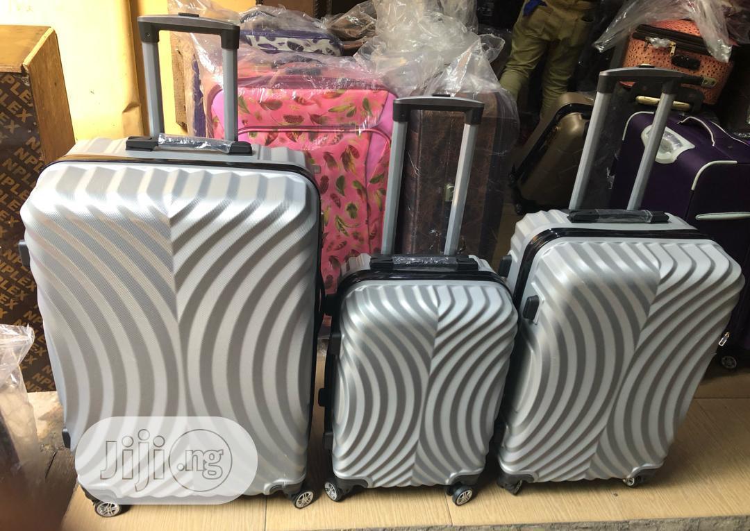 Travel Trolley Luggage Box Set 3