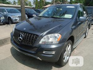 Mercedes-Benz M Class 2011 Gray   Cars for sale in Lagos State, Apapa