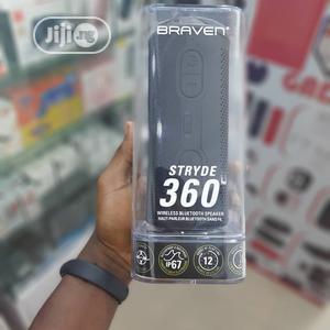 Braven Stryde 360 Bluetooth Speaker | Audio & Music Equipment for sale in Lagos State, Ikeja