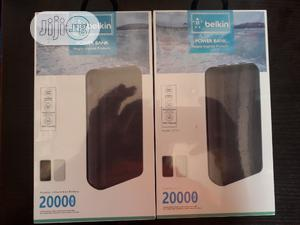 Belkin Power Bank 20000mah | Accessories for Mobile Phones & Tablets for sale in Lagos State, Ikeja