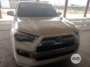 Toyota 4-Runner 2016 White | Cars for sale in Lagos State, Apapa