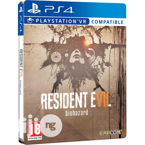 Resident Evil Ps4 Game (Biohazard)   Video Games for sale in Ibadan, Oyo State, Nigeria