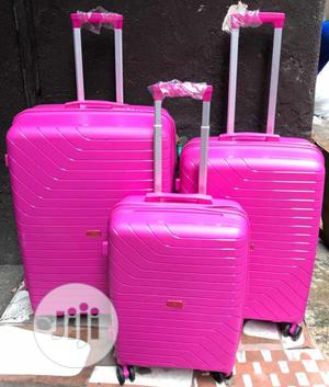 Swiss Polo Luggage Travel Trolley Box Set 3 | Bags for sale in Lagos State, Lagos Island (Eko)