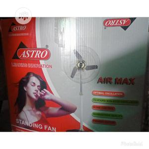 Astro Standing Plastic Or Iron Blade Fan   Home Appliances for sale in Lagos State, Ojo