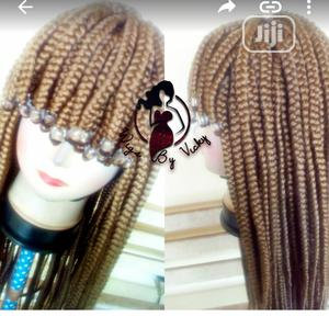 Customized Braid Wig | Hair Beauty for sale in Edo State, Benin City