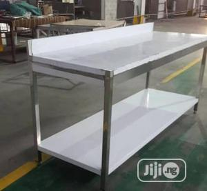 Stainless Steel High Grade Working Table | Restaurant & Catering Equipment for sale in Lagos State, Ojo