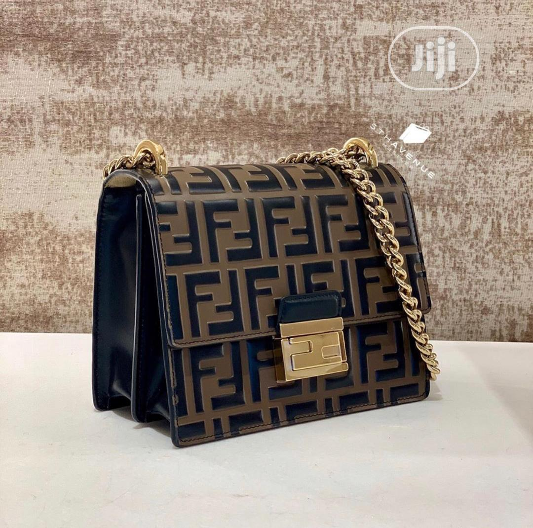 Top Quality Fendi Leather Bags for Ladies