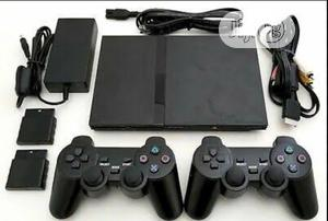 Slim PS2 Sony Playstation | Video Game Consoles for sale in Lagos State, Ikeja