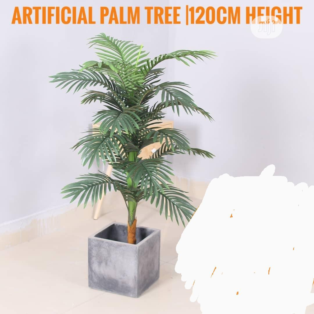Unique Artificial Palm Tree. Height: 120cm.