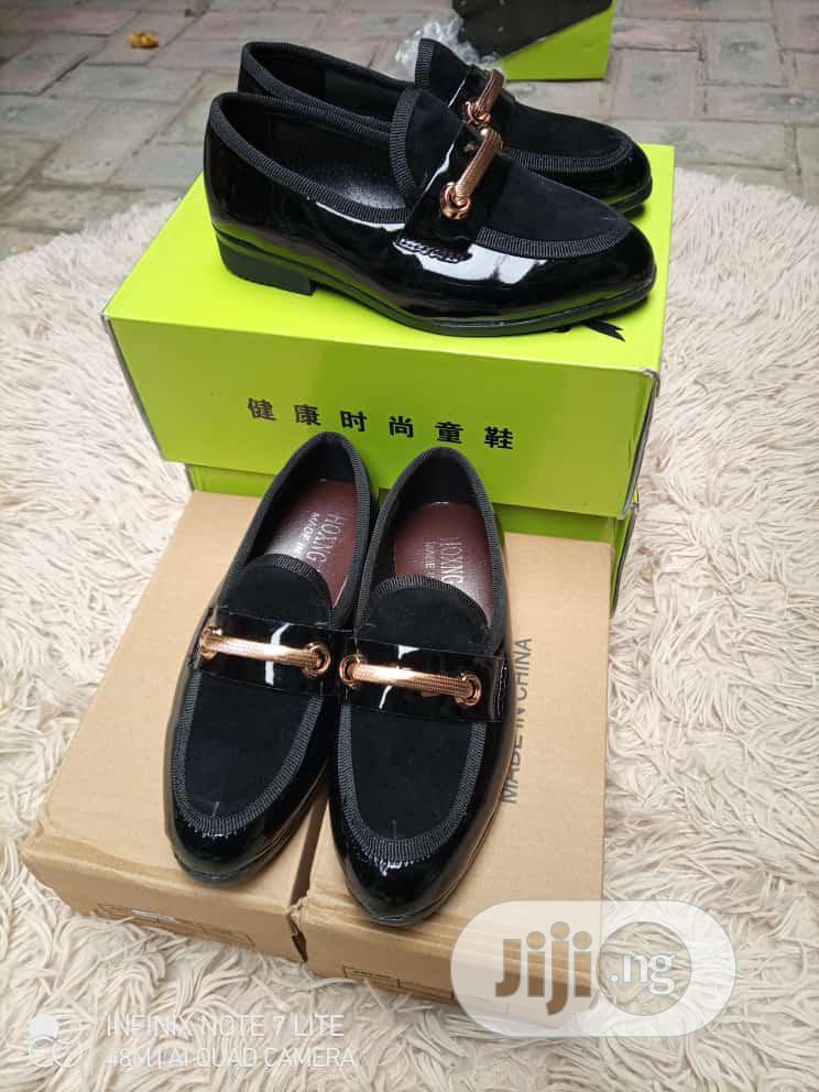 Boys Dressing Shoe
