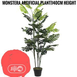 Unique 140cm Monstera Artificial Plant. | Garden for sale in Lagos State, Lekki