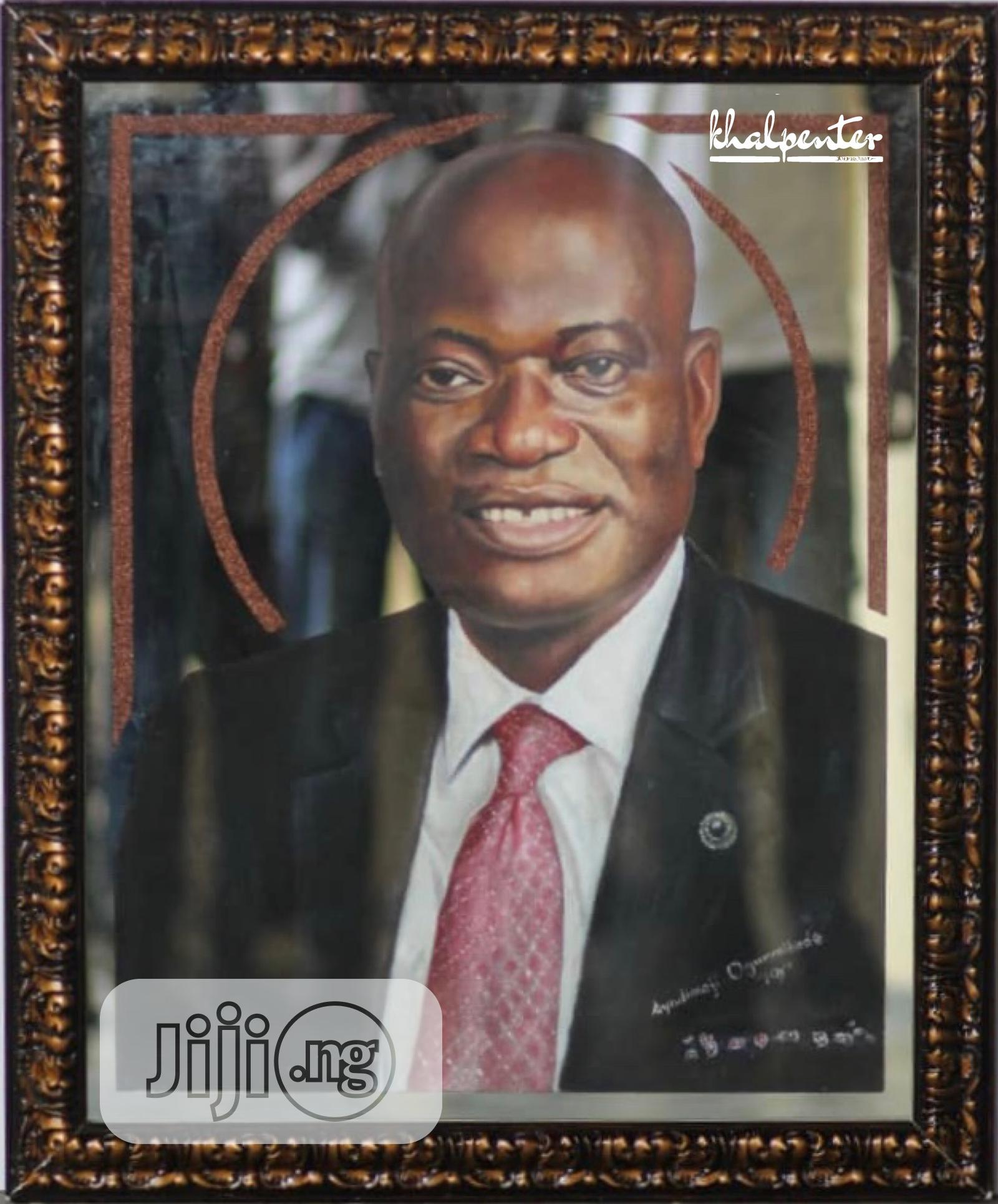Realistic Sculpture, Painting, Pencil Portraiture. | Arts & Crafts for sale in Amuwo-Odofin, Lagos State, Nigeria