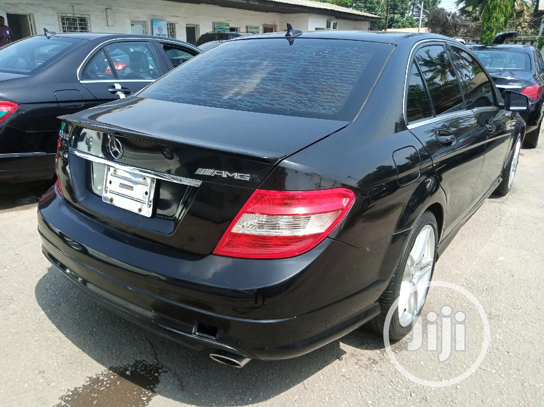 Mercedes-Benz C350 2011 Black | Cars for sale in Apapa, Lagos State, Nigeria