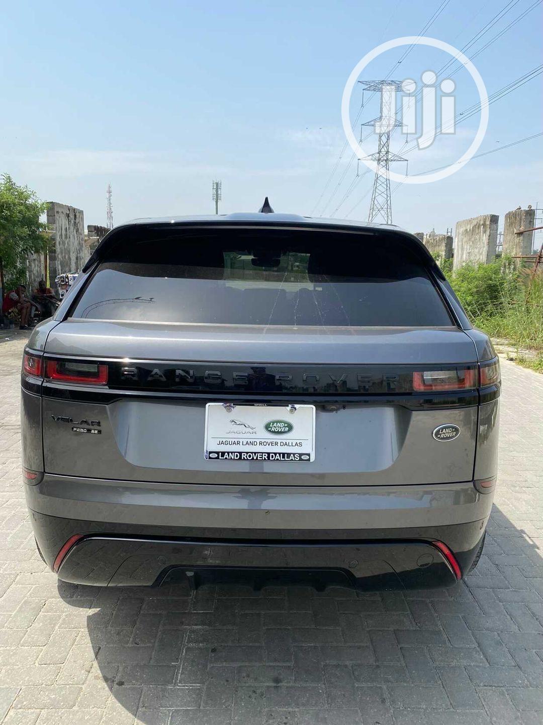 Land Rover Range Rover Velar 2018 P250 SE R-Dynamic 4x4 Gray | Cars for sale in Lekki, Lagos State, Nigeria