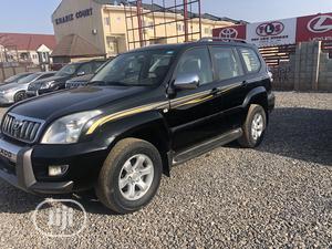 Toyota Land Cruiser Prado 2008 VX Black | Cars for sale in Abuja (FCT) State, Kaura