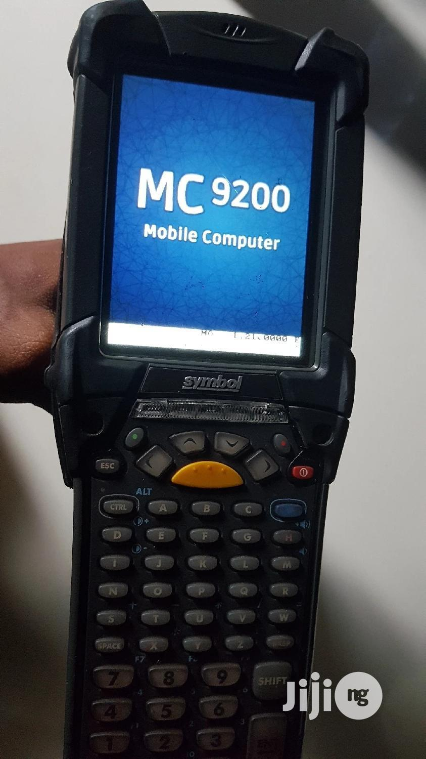 Archive: Mc9200 Symbol Barcode Scan Without Charger Sound Condition