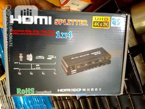 HDMI Splitter 1 In 8 Port Out Full HD Support 1080P 4k & 2k   Accessories & Supplies for Electronics for sale in Lagos State, Ikeja