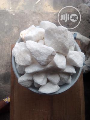 Flower Vase White Stone | Garden for sale in Lagos State, Surulere